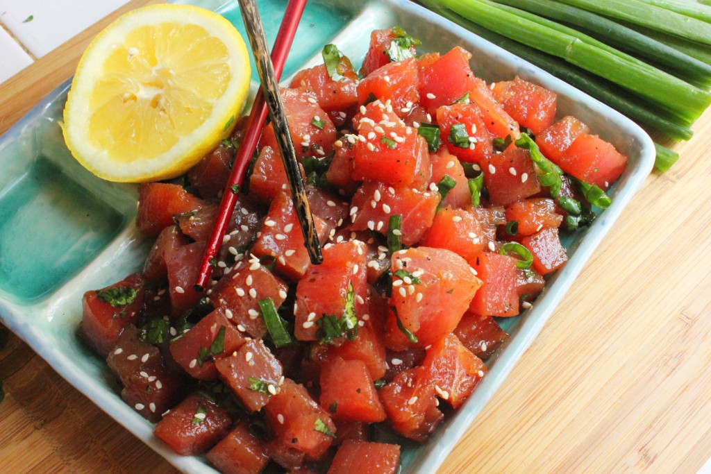 Tuna Ahi Poke wallpapers HD