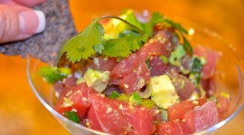 Tuna Ahi Poke Photo Free