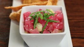 Tuna Ahi Poke Wallpaper Full HD