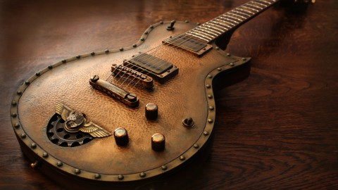 Unusual Guitars wallpapers high quality
