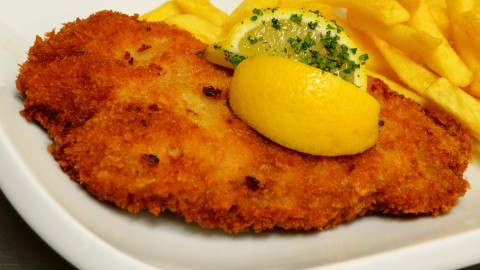 Viennese Schnitzel wallpapers high quality