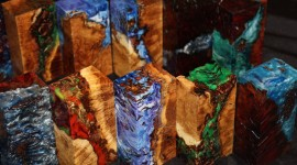 Wood Resin Wallpaper Download