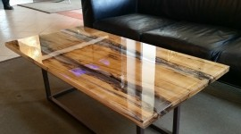Wood Resin Wallpaper Download Free