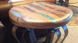 Wood Resin Wallpaper For Mobile