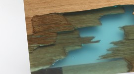 Wood Resin Wallpaper Free