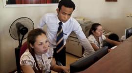 Workers Desktop Wallpaper HD