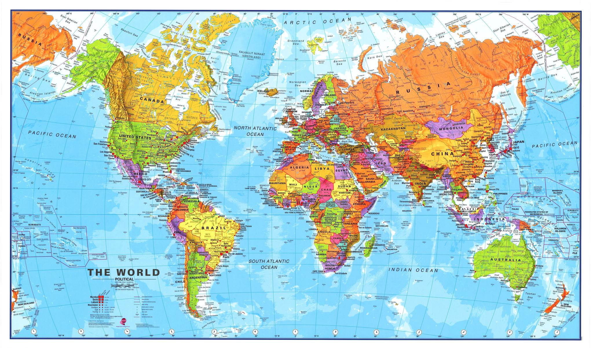 World map wallpapers high quality download free gumiabroncs Choice Image