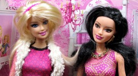4K Barbie Dolls Photo Free