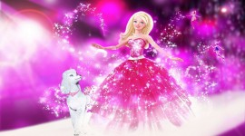 4K Barbie Dolls Wallpaper For Desktop