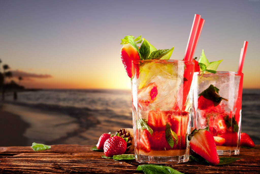 4K Drink Mojito wallpapers HD