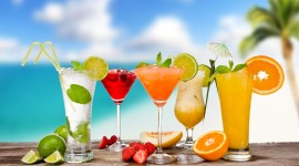 4K Drink Mojito Wallpaper Download