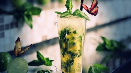 4K Drink Mojito Wallpaper Gallery