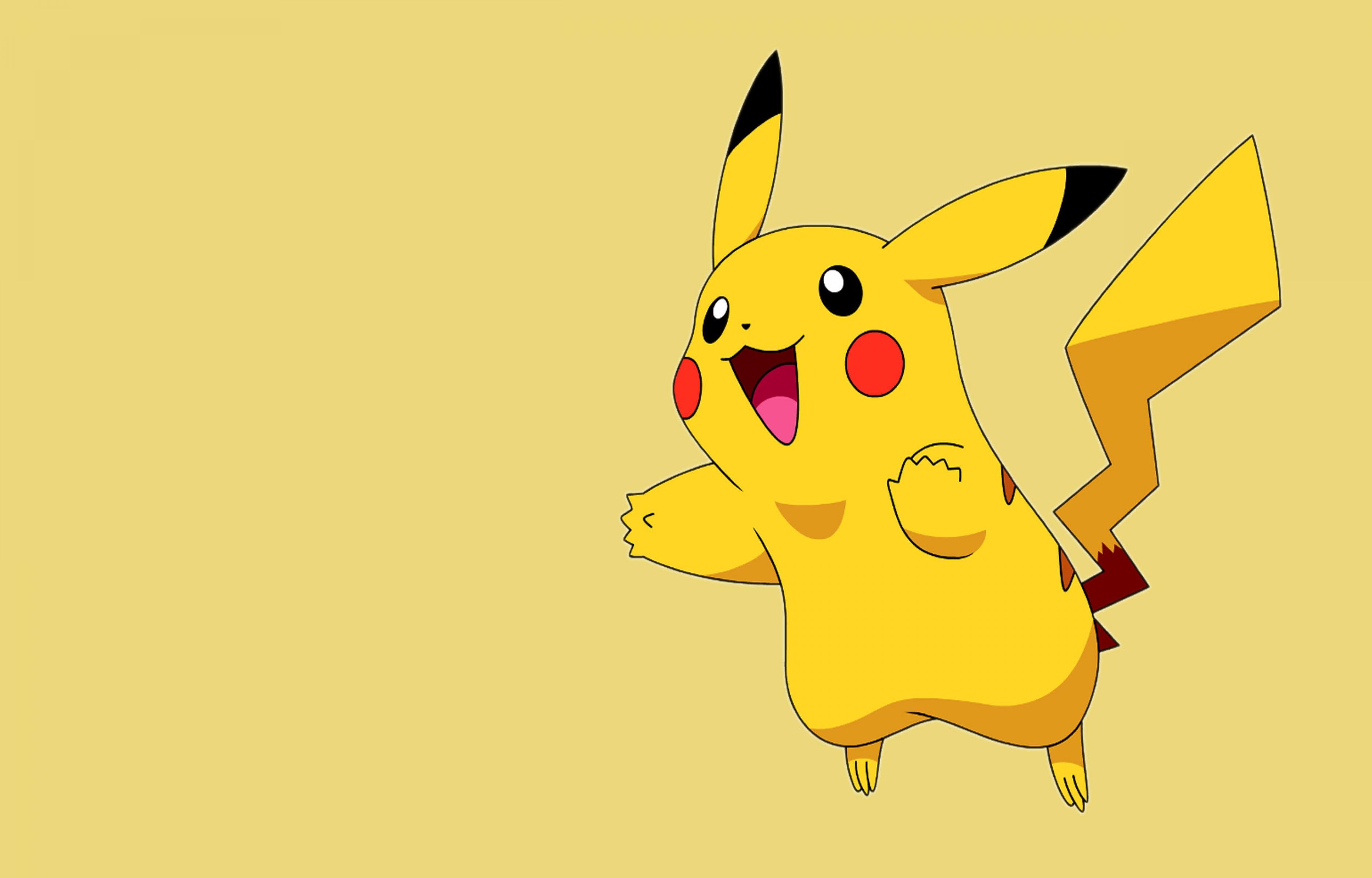 4k pikachu wallpapers high quality download free - Image pikachu ...