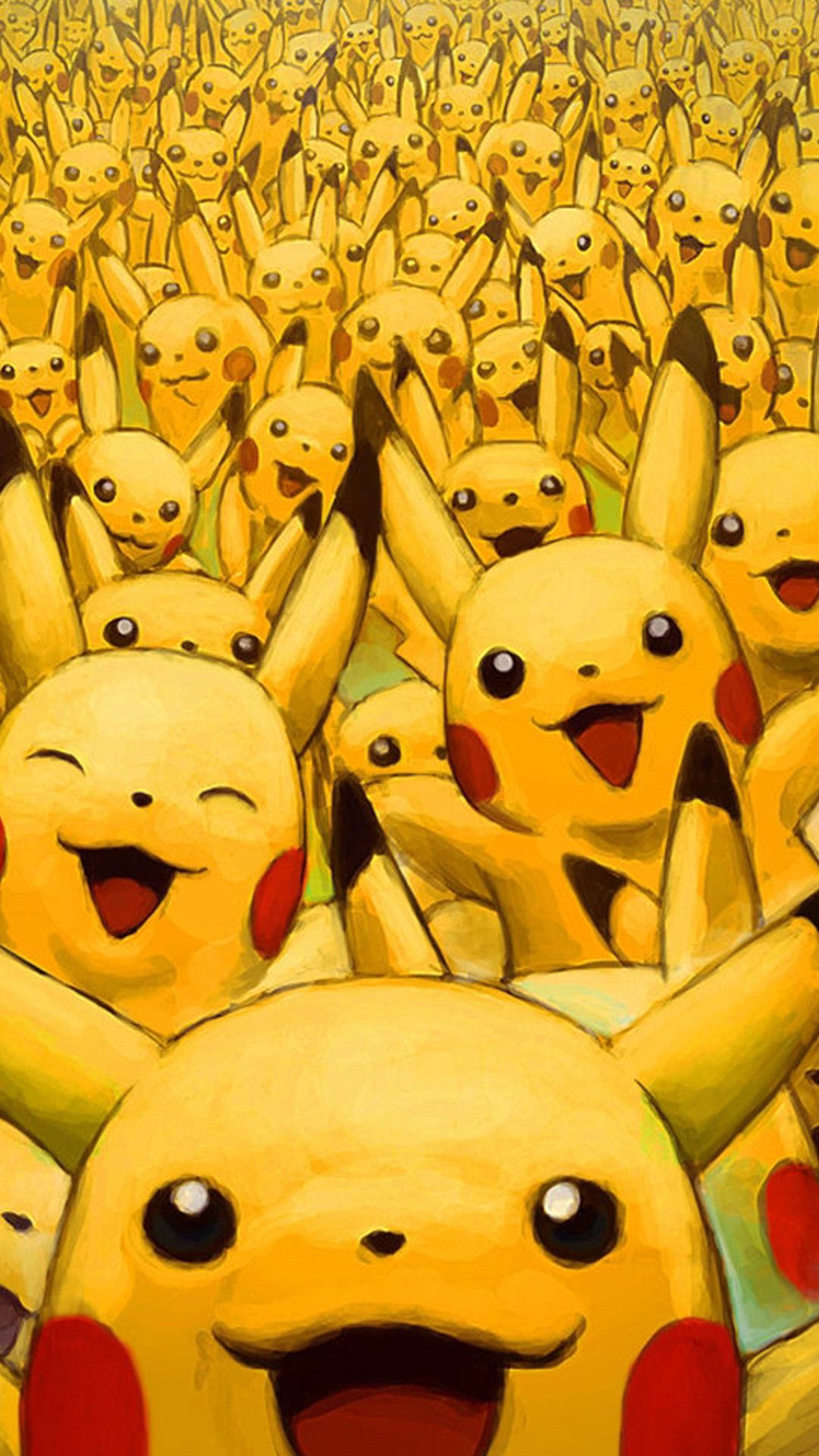 4K Pikachu Wallpaper For IPhone