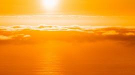 4K Silhouette Sunset Wallpaper For Mobile