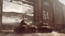 4K Tanks Desktop Wallpaper