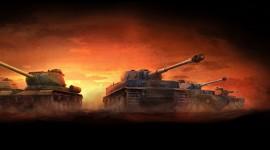 4K Tanks Desktop Wallpaper For PC