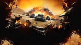 4K Tanks Image Download