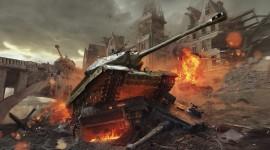 4K Tanks Photo Download