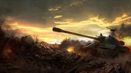 4K Tanks Wallpaper 1080p