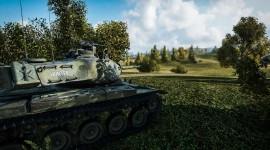 4K Tanks Wallpaper