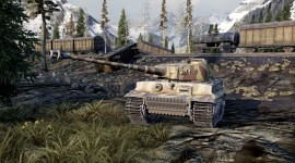 4K Tanks Wallpaper Download Free