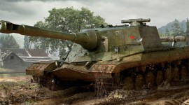 4K Tanks Wallpaper For IPhone