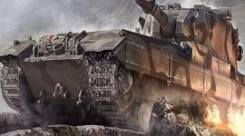 4K Tanks Wallpaper For Mobile