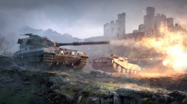 4K Tanks Wallpaper Gallery