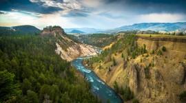 4K Yellowstone Wallpaper Download