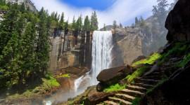4K Yosemite Desktop Wallpaper