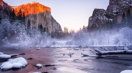 4K Yosemite Photo
