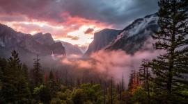 4K Yosemite Wallpaper HQ