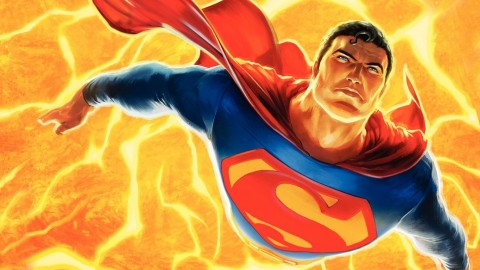 All-Star Superman wallpapers high quality