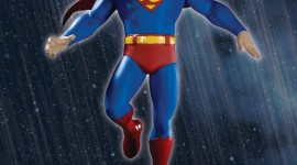 All-Star Superman Wallpaper For IPhone