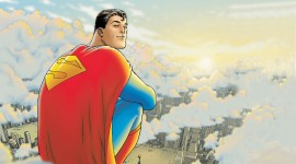 All-Star Superman Wallpaper Gallery
