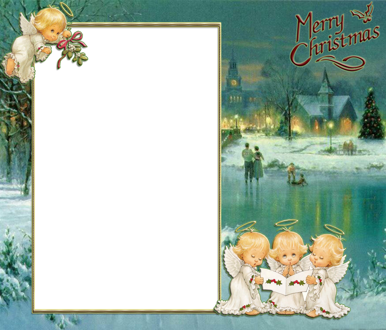 Angel Frames Wallpapers High Quality | Download Free