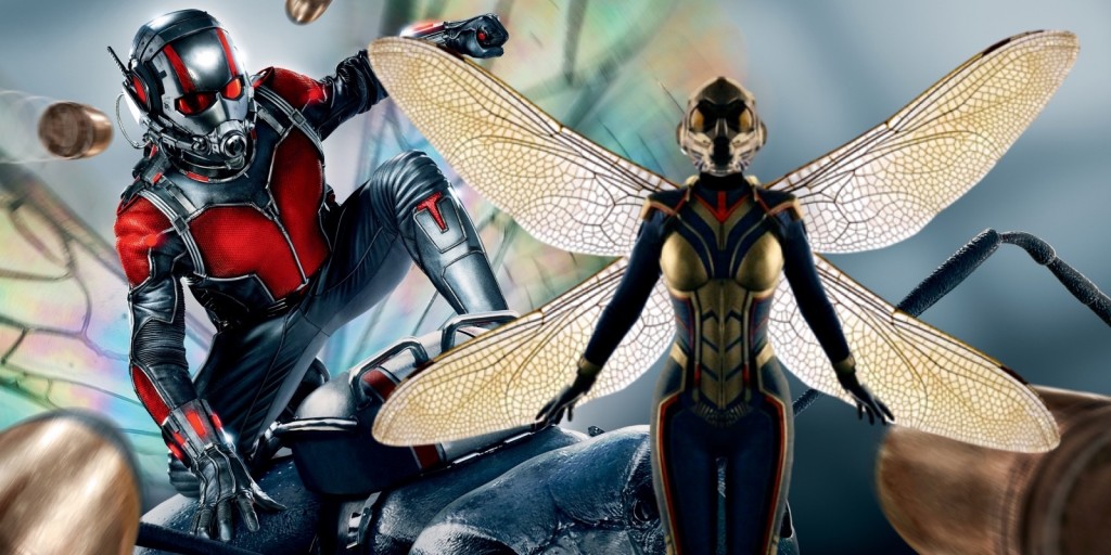 Ant-Man And The Wasp wallpapers HD