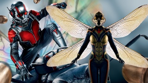 Ant-Man And The Wasp wallpapers high quality