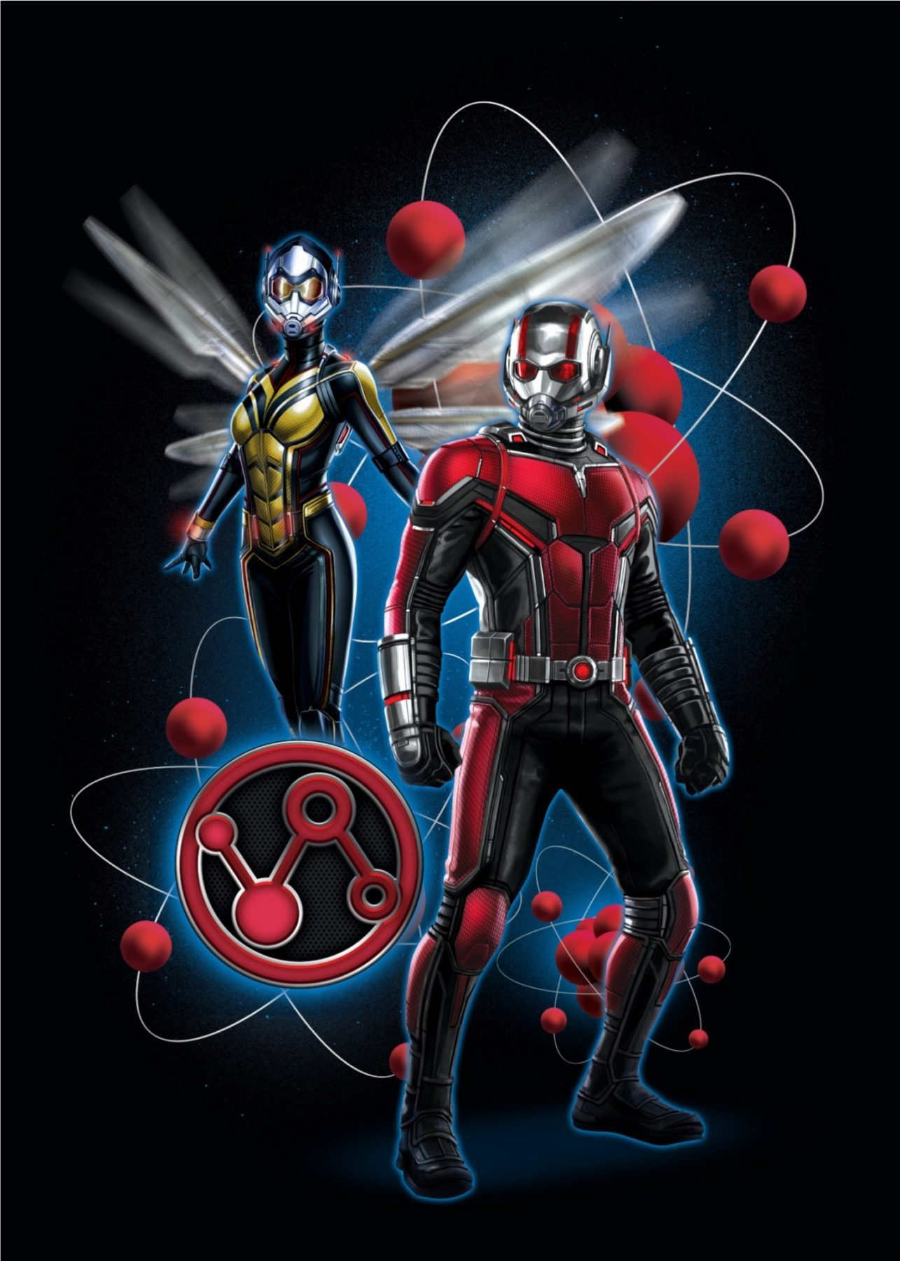 Ant Man And The Wasp Wallpapers High Quality Download Free