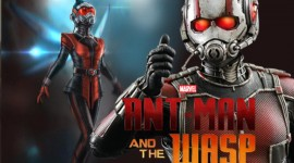 Ant-Man And The Wasp Wallpaper For PC
