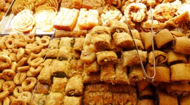 Bakery Products Wallpaper For Desktop