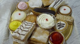 Bakery Products Wallpaper For PC