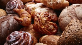 Bakery Products Wallpaper Full HD