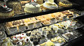 Bakery Products Wallpaper HD