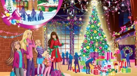 Barbie A Perfect Christmas Image Download