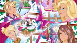 Barbie A Perfect Christmas Picture Download