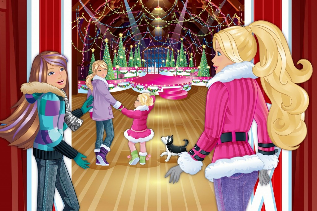 Barbie A Perfect Christmas wallpapers HD