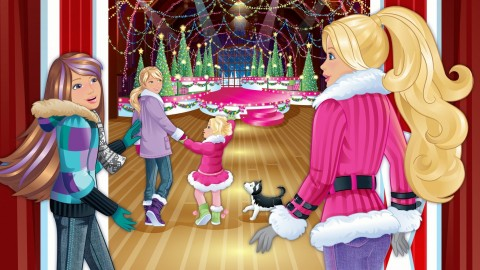 Barbie A Perfect Christmas wallpapers high quality