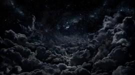 Black Cloud Photo